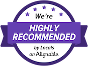Highly recommended badge