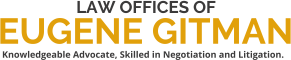 Law Offices of Eugene Gitman Logo